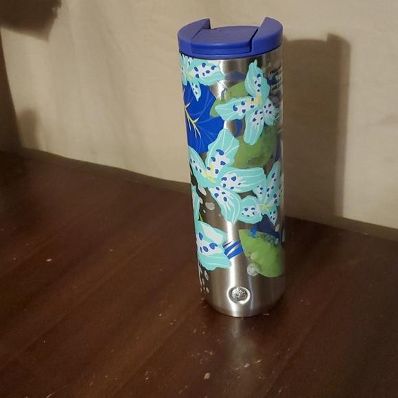 Starbucks vacuum insulated tumbler (16oz)